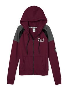 Perfect Full Zip Hoodie PINK