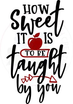You'll LOVE all of these Cricut ideas for the school year!You'll LOVE all of these Cricut ideas for the school year!, Cricut cricutideas Ideas How sweet Teacher Appreciation Quotes, Teacher Quotes, Employee Appreciation, Teacher Gift Baskets, Teacher Gifts, Teachers Day Gifts, Teacher Valentine, Teacher Birthday, Vinyl Gifts