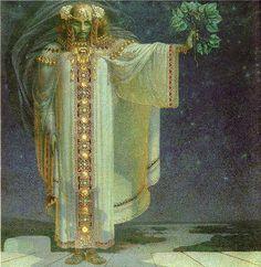 The Prophetess -- Karel Vitezslav Masek