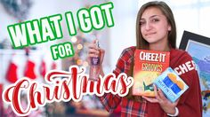 WHAT I GOT FOR CHRISTMAS 2016 | Kamri Noel