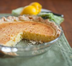 lemon sponge pie-11