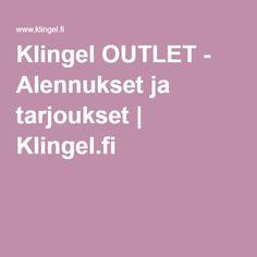 Klingel OUTLET - Alennukset ja tarjoukset | Klingel.fi