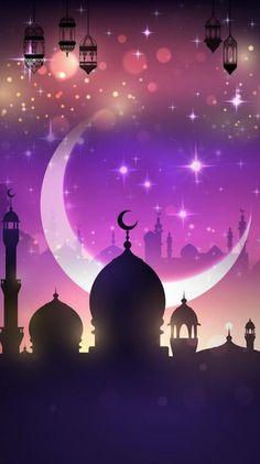 25 beautiful ramadan wallpaper for your iphone 41 - Holiday Everyday Islamic Wallpaper Hd, Love Wallpaper, Galaxy Wallpaper, Wallpaper Backgrounds, Eid Islam, Ramzan Images, Poster Ramadhan, Wallpaper Ramadhan, Motifs Islamiques