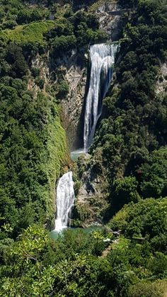 1 of the most beautifull waterfalls in Italy