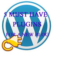 Frankly, if you have recently set up a new blog or you plan to set up one, these wordpress plugins come in handy to get you along.  Let's see what they are: