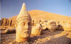 Mount Nemrut – Home to Gods Beheaded ~ Kuriositas In Turkey