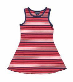 Sevilla,Dress, Stripe