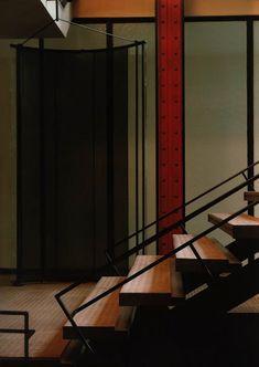 Maison de Verre by Pierre Chareau  Paris, France 1932