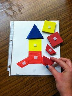 Little Miss Kimberly Ann: Math Center Ideas