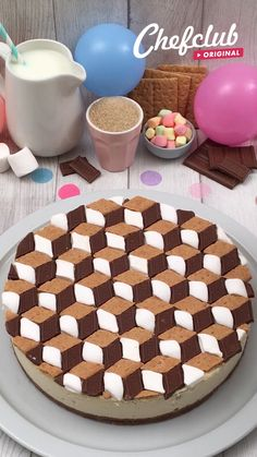 Fun Baking Recipes, Snack Recipes, Dessert Recipes, Sweet Recipes, Cake Recipes, Amazing Food Videos, Tasty Videos, Cakes That Look Like Food, Twisted Recipes