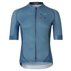 X-Logo Jersey – AIR FORCE BLUE