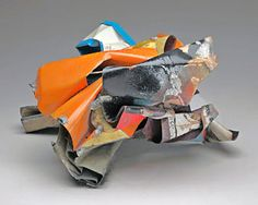 John Chamberlain, Untitled on ArtStack #john-chamberlain #art