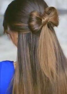 nice How To Make A Bow In Your Hair? Follow this Making Hair Bows Tutorial - Easy Gir...
