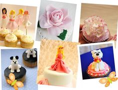 This blog has tons of fondant topper tutorials