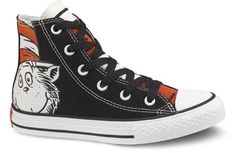 6c04517be791 Cheap Converse Chuck Taylor All Star Dr. Seuss Black Grenadine Canvas Shoes  Buy Now! Best products by   Converse Top Model.