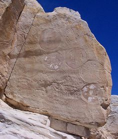 Castle Gardens Petroglyphs  Casper, Wyoming