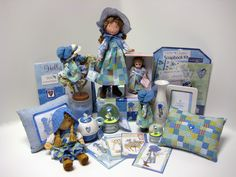 Holly Hobbie collectibles