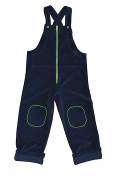 L'Asticot Baby - Salopette Navy