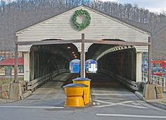 Covered Bridge Philippi West Virginia.. Been here many times...First land battle…