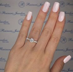 Wonderful Photos VS amethyst engagement ring rose gold bridal ring Milgrain diamond wedding b. Tips WEDDING RINGS – THE KNOT STYLE BUCKLE Wedding bands nowadays no further only have a symbolic meani Wedding Rings Simple, Wedding Rings Solitaire, Solitaire Diamond, Solitaire Engagement, Diamond Rings, Engagement Nails, Round Wedding Rings, Black Diamond, Circle Engagement Rings