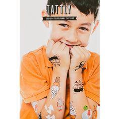 Fake Tattoos! Kids Mix | Babasouk