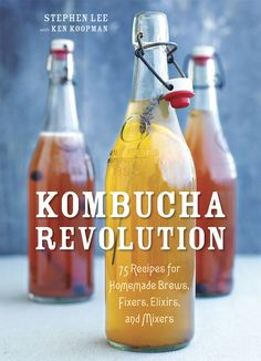 Aid digestion with this sweet-tasting Pomegranate Kombucha recipe, which is packed with antioxidants and probiotics.