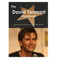 The David Tennant Handbook | DAVID TENNANT NEWS UPDATES