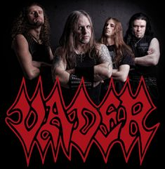 Vader - Death Metal Band from Poland