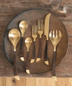 Roost Safari Flatware