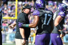 Gary Patterson called out his teams' lack of energy after losing to WVU 30-27 in overtime