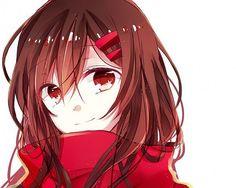 images for anime girls Art Anime, Chica Anime Manga, Manga Girl, Anime Art Girl, Anime Girls, Cool Anime Girl, Kawaii Anime Girl, Anime Love, Anime Girl Brown Hair