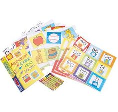 Edu-Tivities Learning Kit-ABCs #Glimpse_by_TheFind