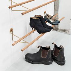We Do Wood - Shoe Rack
