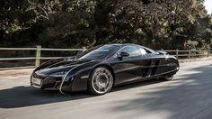 McLaren's X-1 via @Top Gear