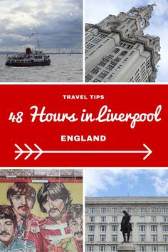 England Travel Inspiration - How to spend 48 hours in Liverpool England - aroundtheworldin80pairsofshoes