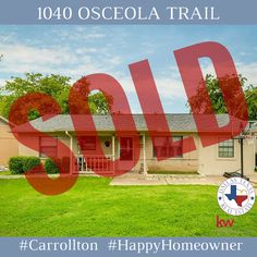 We love helping past clients achieve their real estate goals in purchasing investment property! #carrollton #dallasrealestate