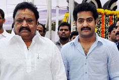 Jr.NTR Fear With Movie Title