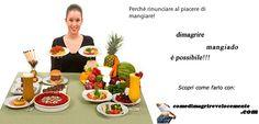 Associa degli integratori alimentari dietetici ai tuoi pasti e dimagrisci mangiando!