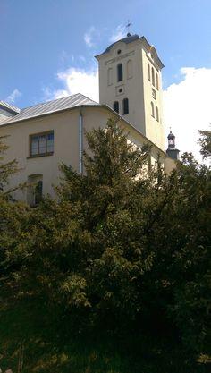 Św. Katarzyna k. Kielc - Klasztor - Polska
