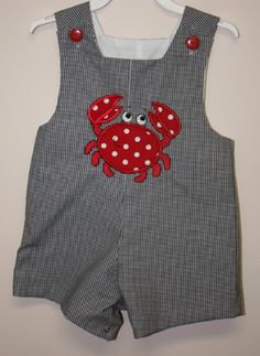 291450 Baby Shortall Boy Shortall Baby Clothes by ZuliKids, $27.50