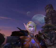 Moonlight PVP #Selfie  #Warcraft