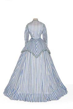 1868-1872 robe à transformation | Centre de documentation des musées - Les Arts Décoratifs