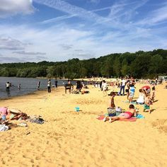 Ruislip Lido, 60 acre sand beach | 15 places you didn't know existed in London | timeout London