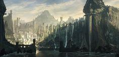 Tormenta: o dia-a-dia de uma cidade de fantasia