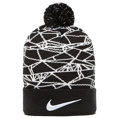 Nike Winterize Beanie ( 26) ❤ liked on Polyvore featuring accessories 336346f42
