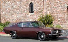 1968 Plymouth Barracuda Fastback
