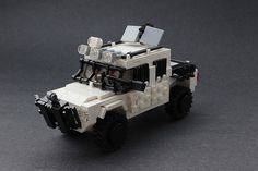 MNU Technical. by Lego Junkie on Flickr