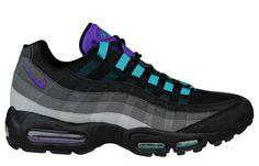 """Nike Air Max 95 """"Black Grape"""""""