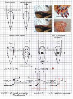 Nail Salon Design, Home Nail Salon, Nail Tech School, Nail Techniques, Acrylic Nail Tips, Basic Nails, Nail Forms, Nagel Gel, Artificial Nails