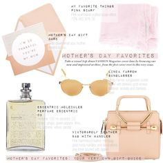 Mother's Day ... by thequeenstore on Polyvore featuring moda, Viktor & Rolf, Linda Farrow and Escentric Molecules